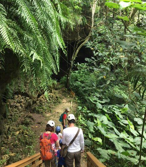 神秘の鍾乳洞「ヤジヤーガマ」探検 2