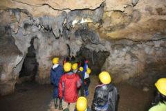 ヤジヤーガマ洞窟探検