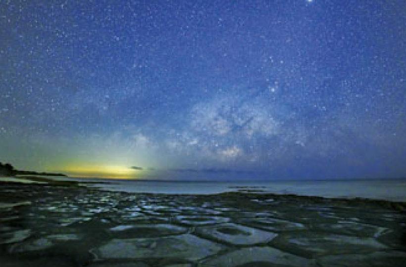 【体験】星とひとつになる!久米島星空撮影 4