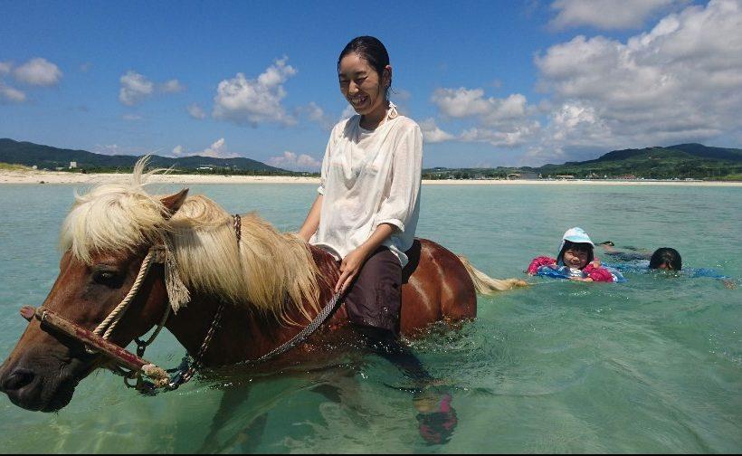 「海馬遊び」 4