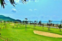 海一望のパークゴルフ