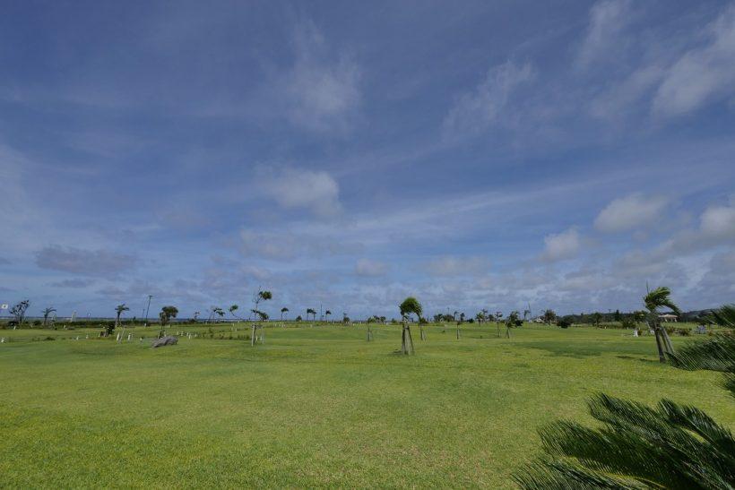 海一望のパークゴルフ 4