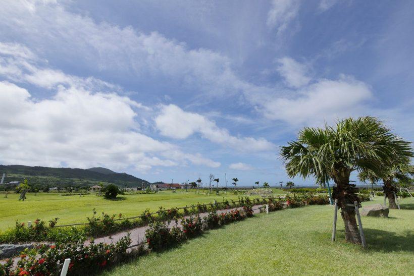 海一望のパークゴルフ 5