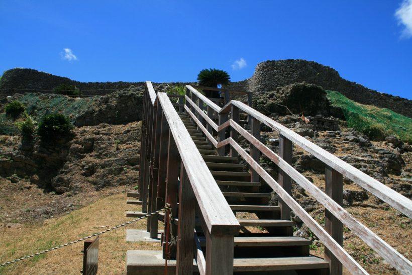 久米島のお城と歴史に酔う旅 1