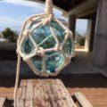 海からの贈り物「浮球づくり」 1