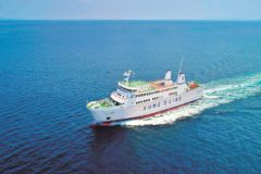 フェリー海邦就航記念!船上フォトコンテスト開催。