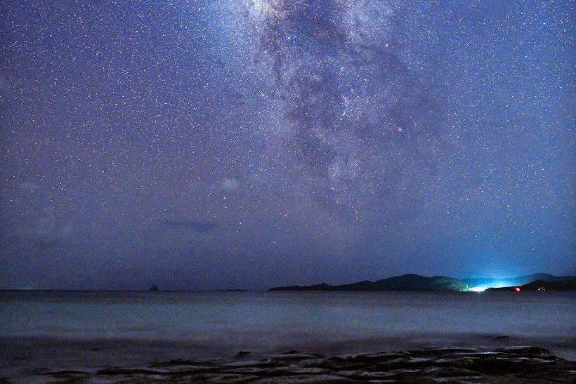 【体験】星とひとつになる!久米島星空撮影 2