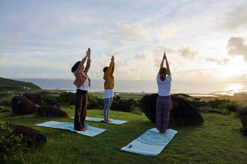 【体験】ヨガと呼吸法で整える、心と体 3