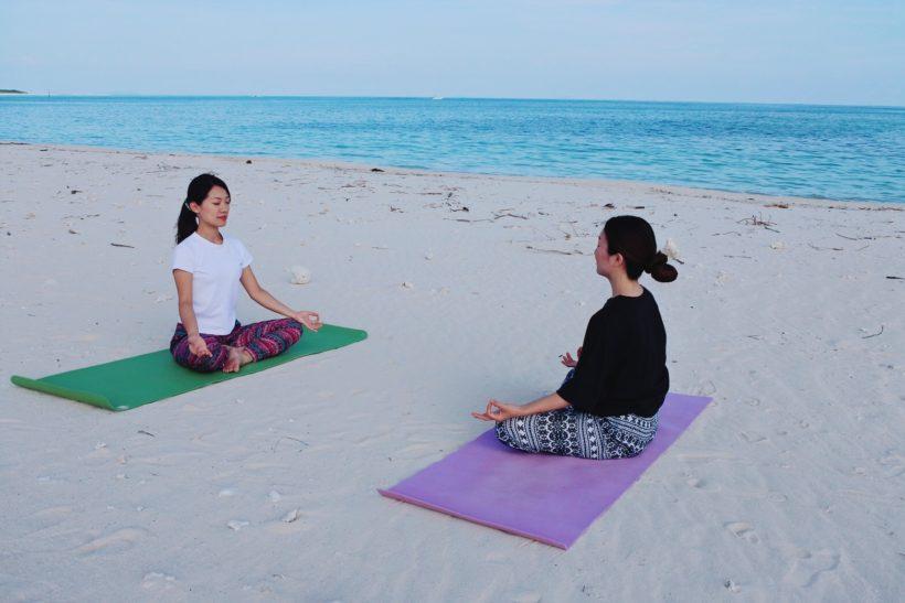 【体験】ヨガと呼吸法で整える、心と体 1