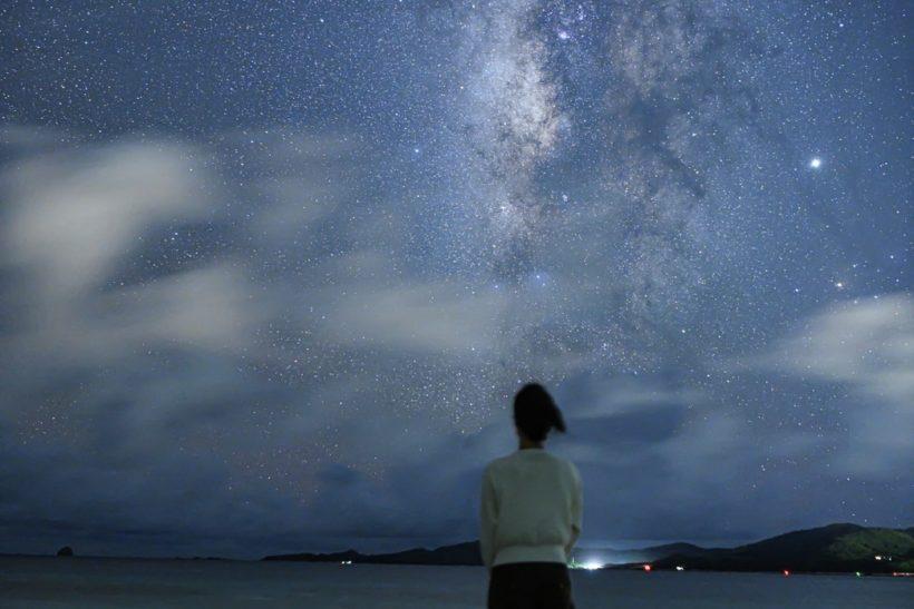 【体験】星とひとつになる!久米島星空撮影 1
