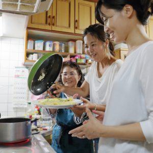 ホームビジット(料理)